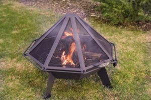 Iron Embers 3' Octagonal Cottager Fire Pit