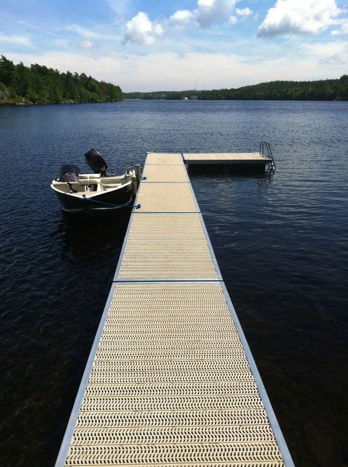 ECO Heavy Duty Floating Dock