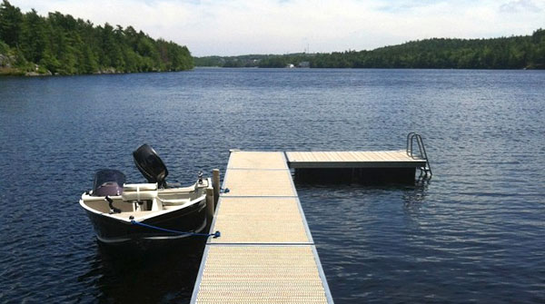 Eco Heavy Duty Floating Docks
