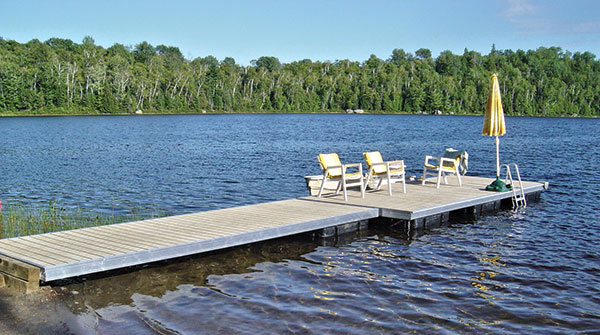 Eco Super Duty Floating Docks