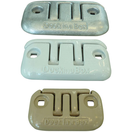 Flip Up Dock Cleats