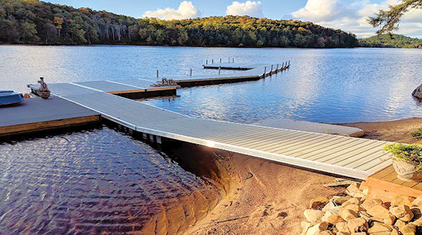 Super Duty Floating Docks