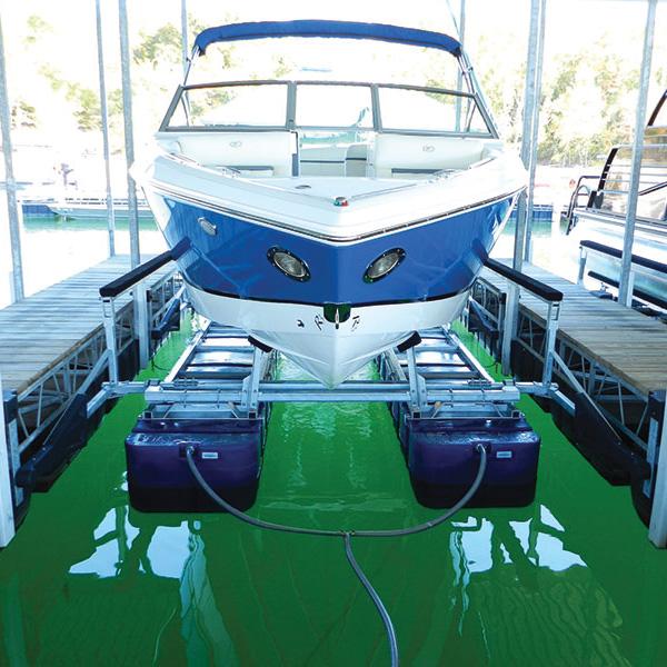 4500 lb Boat Lift