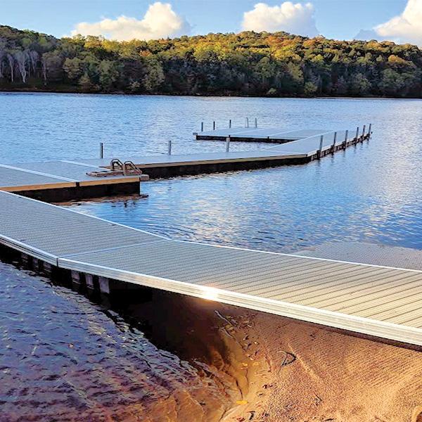 Heavy Duty Floating Dock